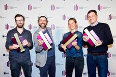 John Drewes (Jung von Matt), Johannes Hicks (Jung von Matt), Frances Rohde (Jung von Matt), David Leinweber (Jung von Matt)
