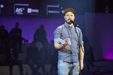 Poetry Slamer Nils Straatmann