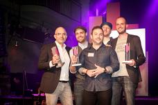 Bernhard Bahners (radio.de), Tobias von Aesch(Havas Düsseldorf), Rodrigo Stroisch (Havas Düsseldorf), Michael Bruns (radio.de), Johannes Müller (nhb studios Düsseldorf)