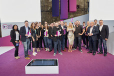 Gruppenbild Gewinner Radio Advertising Award 2015