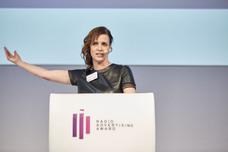 Laudatorin Best Creative Activation: Britta Poetzsch (Ogilvy & Mather)