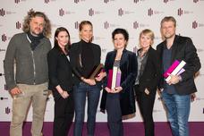 Oliver Voss (Oliver Voss), Ina Schmidt (Aldi), Carolin Panier (Oliver Voss), Sandra-Sibylle Schoofs (Aldi), Anna Cop (Aldi), Torsten Hennings (Studio Funk)