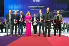 Gewinner Best Brand