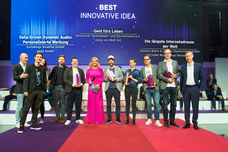 Gewinner Best Innovative Idea