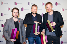 Tim Esser (Kolle Rebbe), Torsten Hennings (Studio Funk), Fabian Frese (Kolle Rebbe)